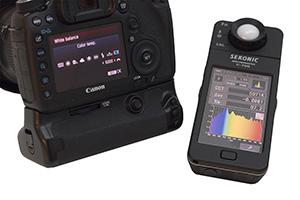 La misura della temperatura colore con il termocolorimetro