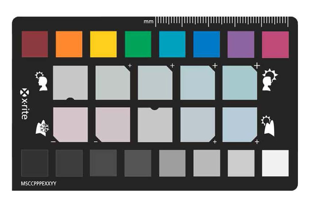Il target creative enhancement di ColorChecker Passport Photo 2
