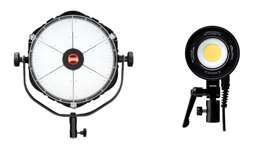 Illuminatori LED a confronto