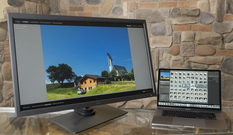 L'importanza del monitor per la fotografia